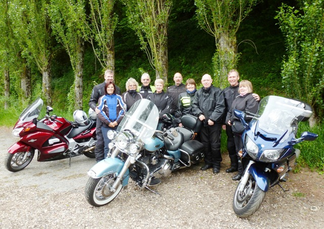 13 Motorcycle Holidays France