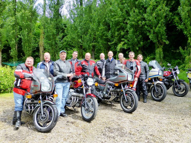CBX Motorcycle Holidays France